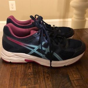 Asics Gel Contend 4 Ortholite Running Shoes